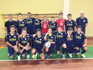 Allievi Sporting Altamarca - S.S.2013/14