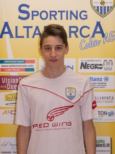 Francesco Coppe - SPORTING ALTAMARCA C5 SS 2015_16