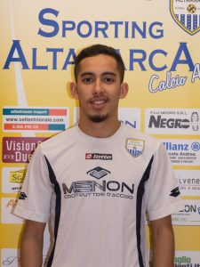 Yousef Ait Cheikh - SPORTING ALTAMARCA C5 SS 2015_16